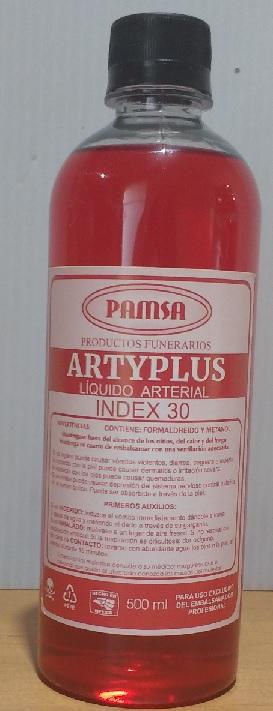 LIQUIDO ARTERIAL ARTY-PLUS